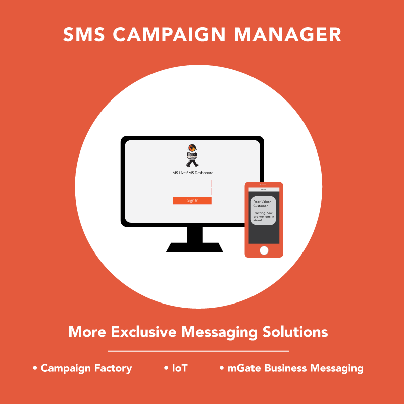 iTouch Campaign manager application