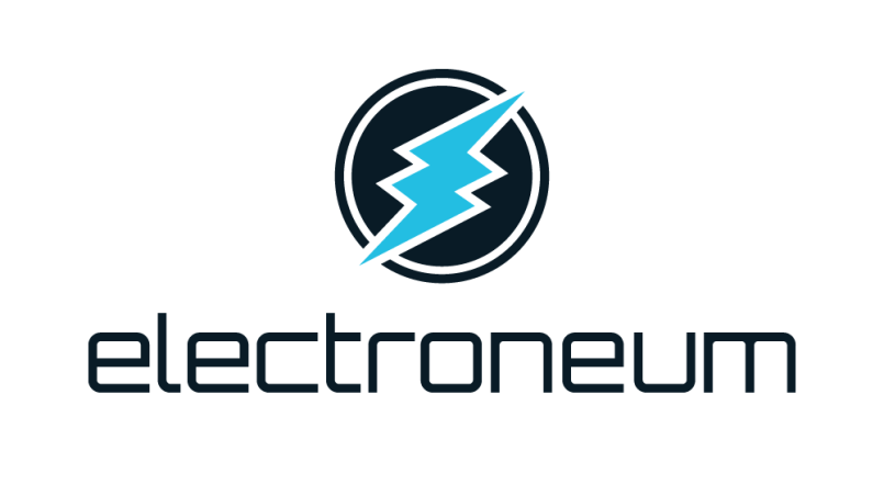 Electroneum cryptocurrency logo