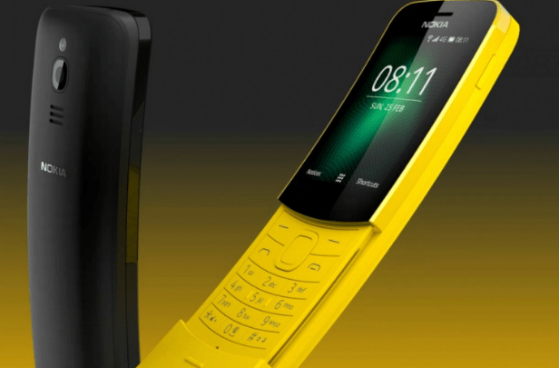 New Nokia 8810 - 2018 version