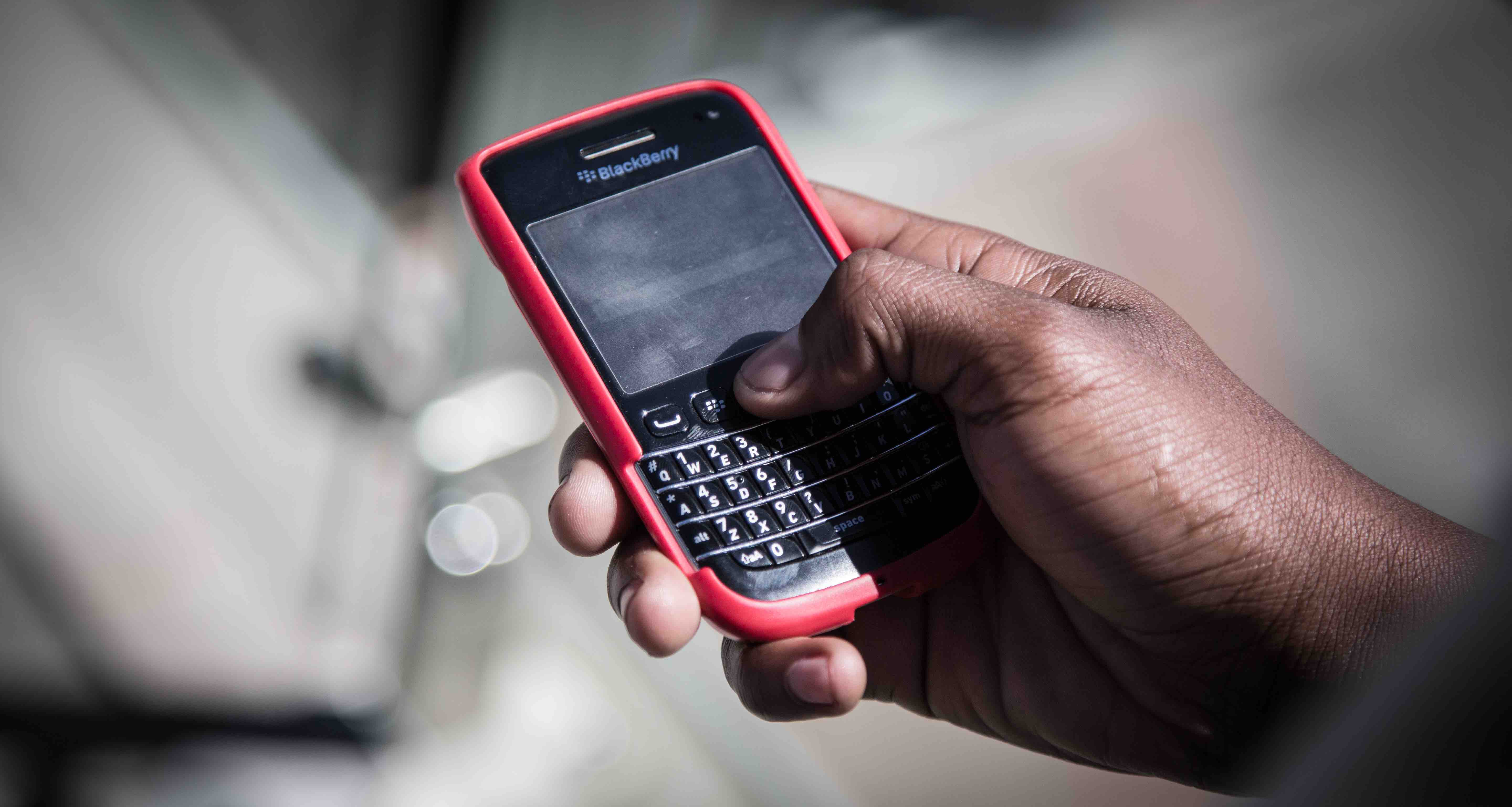 SMS uses in Africa